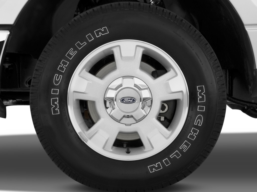 "Image: 2011 Ford F-150 2WD SuperCrew 145"" XLT Wheel Cap, size: 1024 x 768, type: gif, posted on ..."