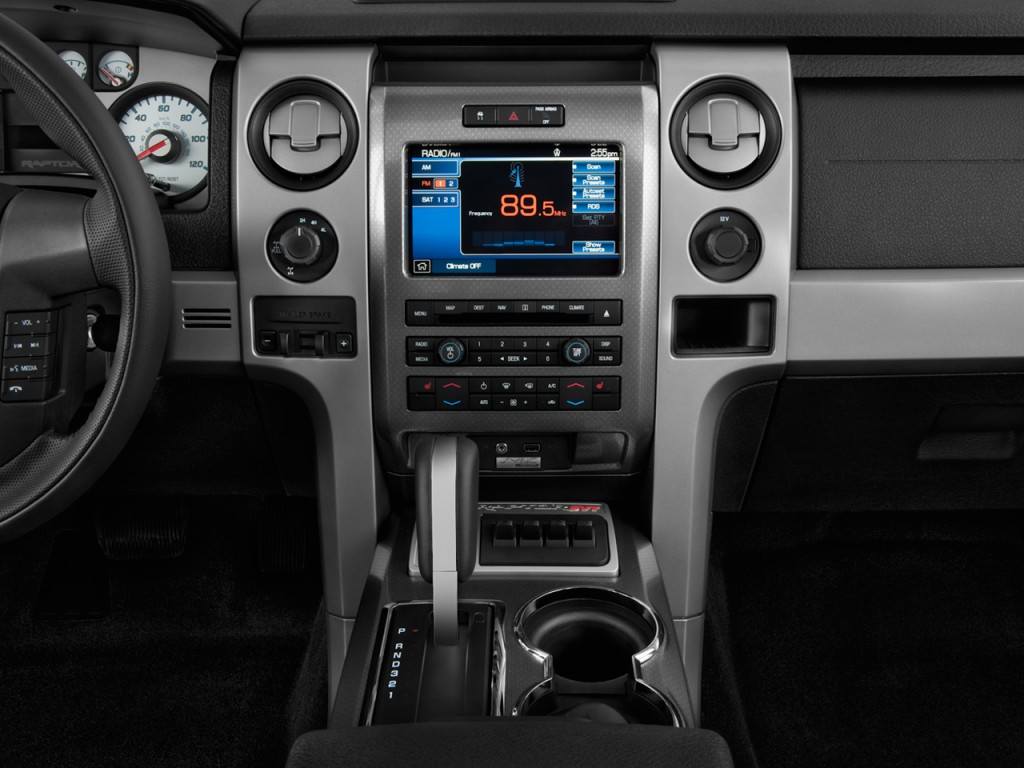Image 2011 Ford F 150 4wd Supercab 133 Quot Svt Raptor