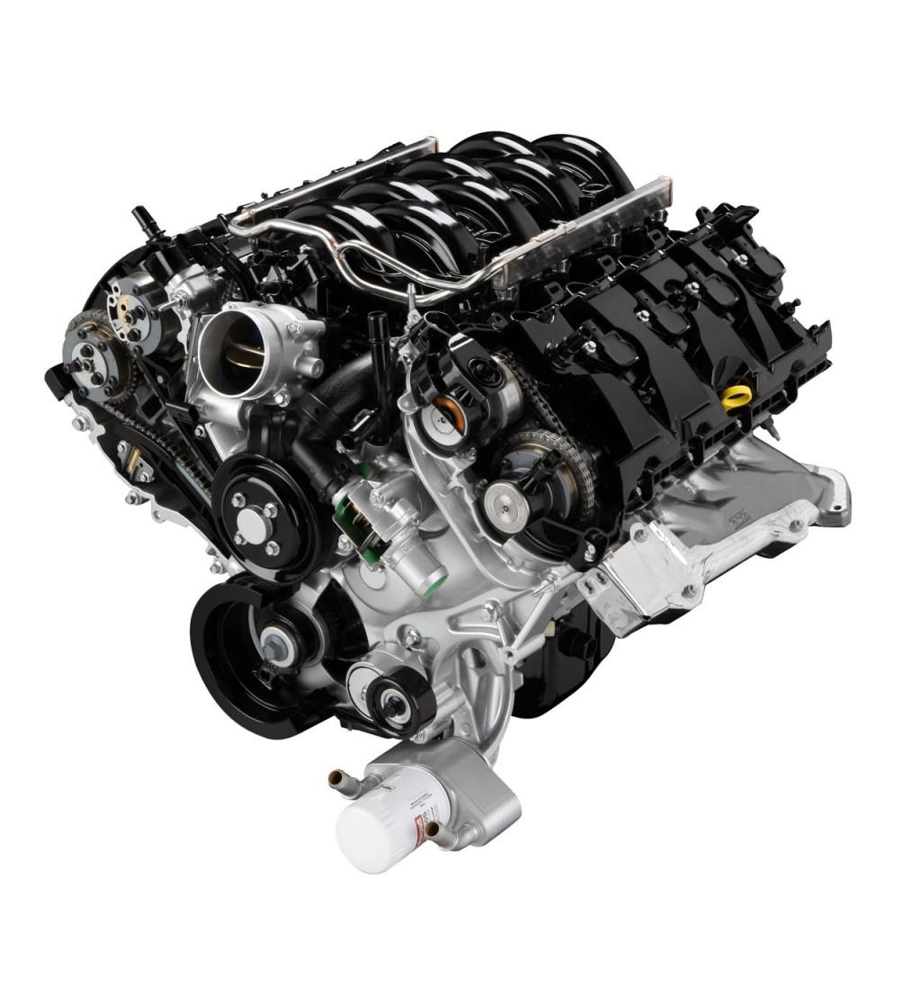 2011 Ford F-150 5.0 V-8