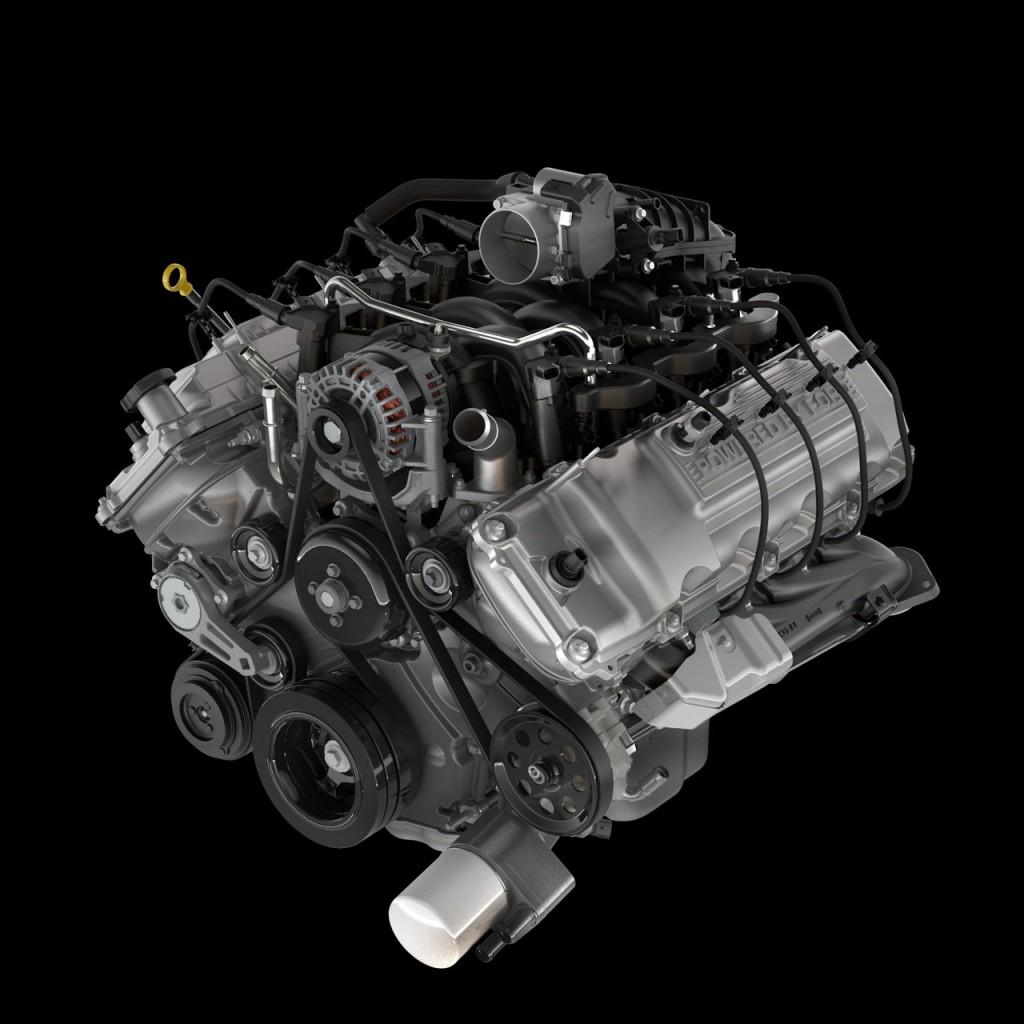 2011 Ford F-150 6.2 V-8