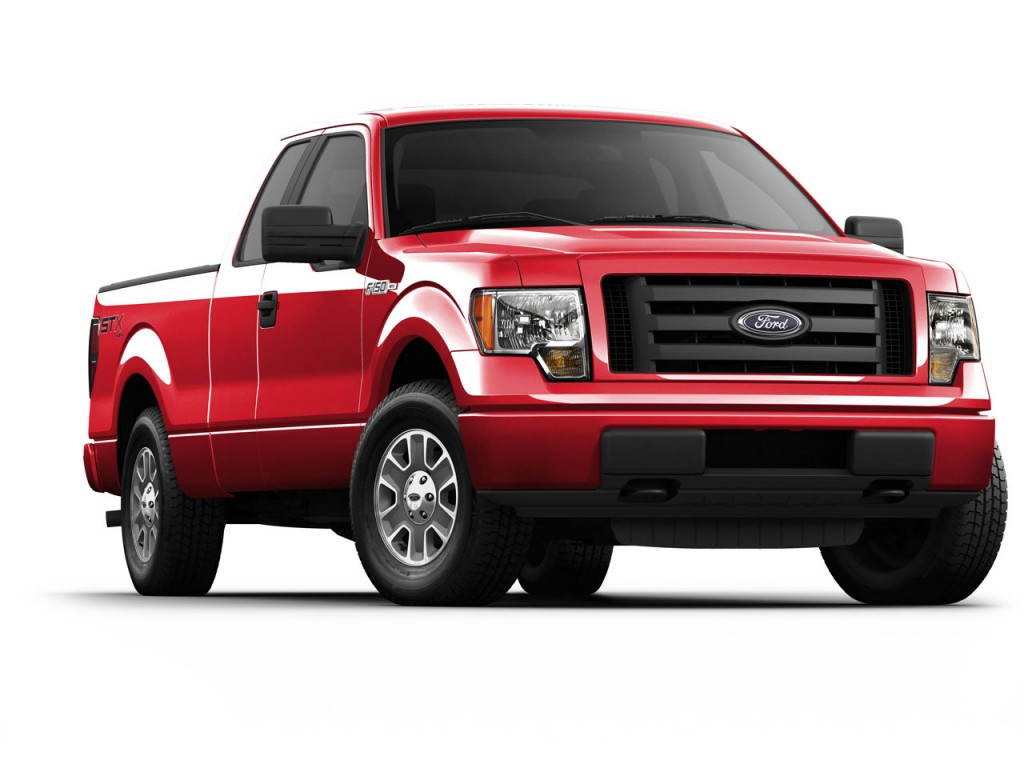 2011 ford f 150 gunning for best in class fuel economy. Black Bedroom Furniture Sets. Home Design Ideas