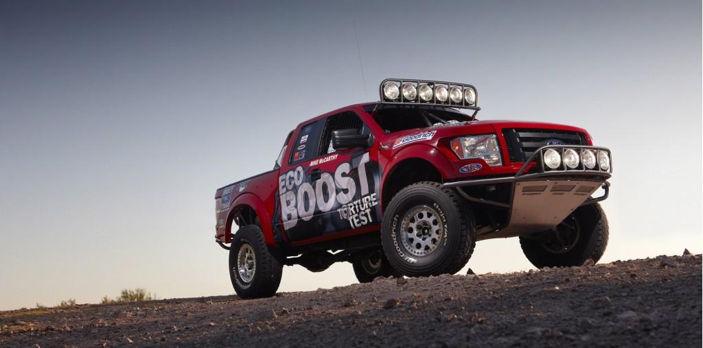 Ford F-150 EcoBoost Baja 1000 truck