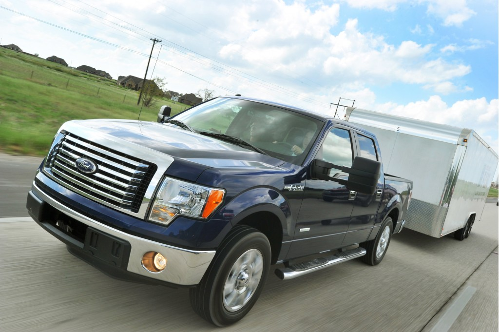 Ford F-150, Toyota Tundra Get Top Marks In Rollover Protection