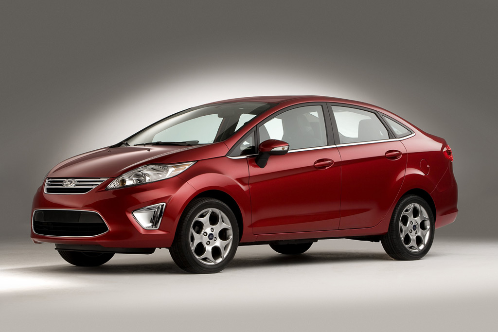 Small Cars And The American Public: How the Ford Fiesta Is ...