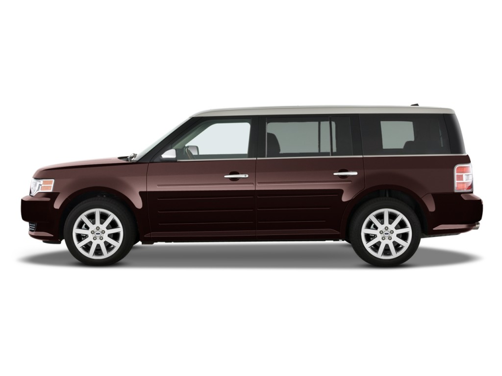 Image 2011 Ford Flex 4 Door Limited Fwd Side Exterior View Size 1024 X 768 Type Gif Posted