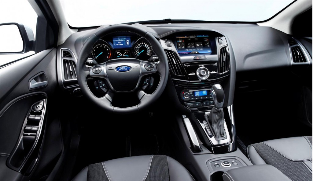2012 Ford Focus Video Myford Touch And A Few Of Its 10 000 Words