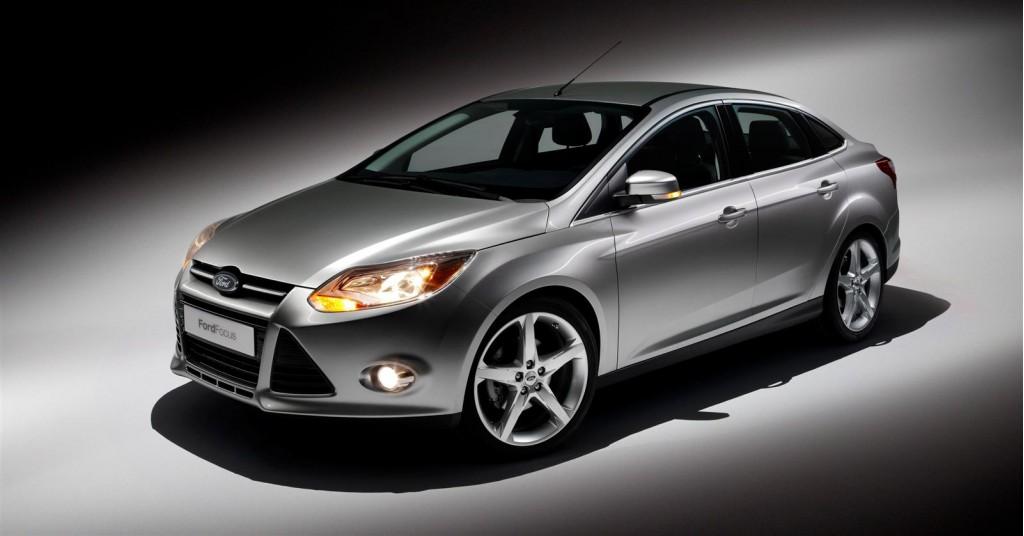 2012 Ford Focus Sedan and Hatchback