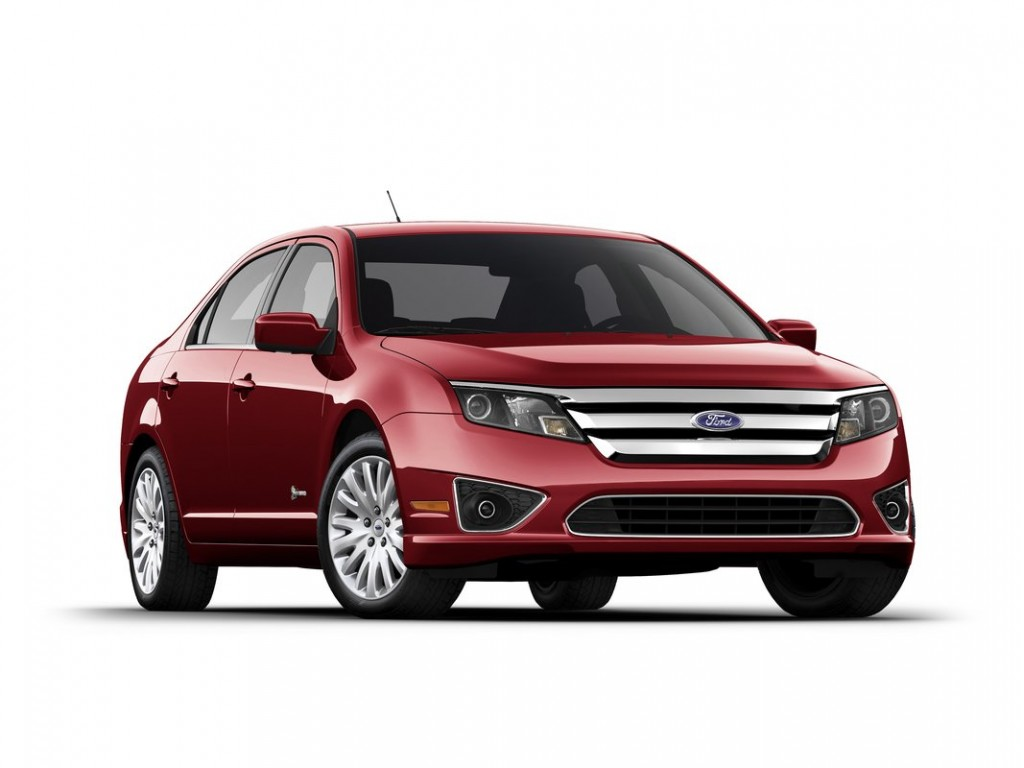 2011 ford fusion hybrid review ratings specs prices and photos the car connection