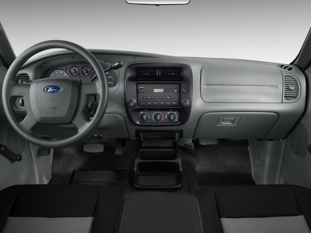 Ford Ranger Wd Door Supercab Xl Dashboard L