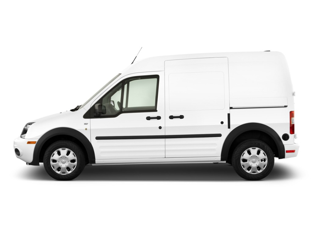 Image 2011 Ford Transit Connect Xlt W Side Amp Rear Door