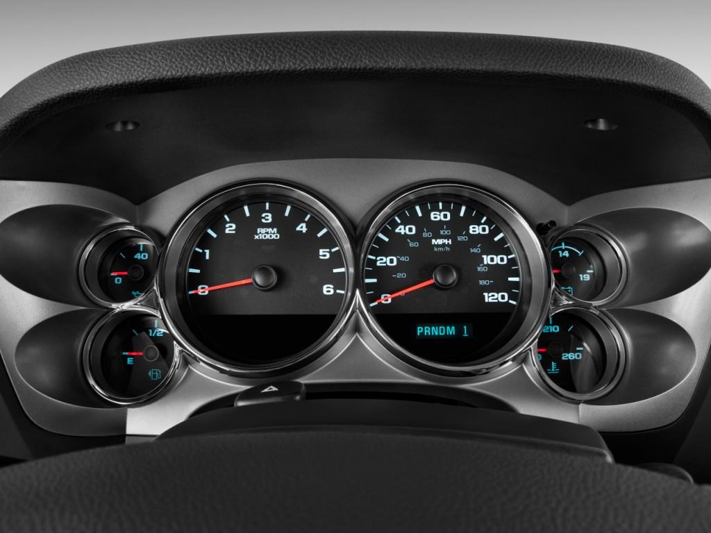 Image 2011 Gmc Sierra 2500hd 2wd Ext Cab 144 2 Quot Sle
