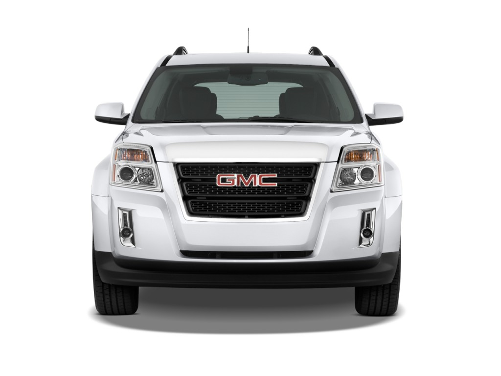 image 2011 gmc terrain fwd 4 door sle 2 front exterior. Black Bedroom Furniture Sets. Home Design Ideas