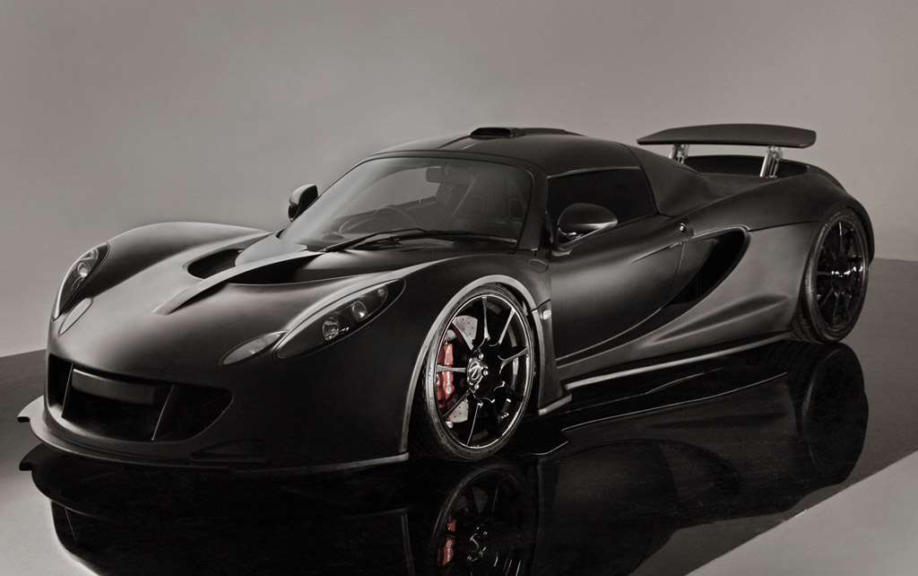 2011 Hennessey Venom GT revealed