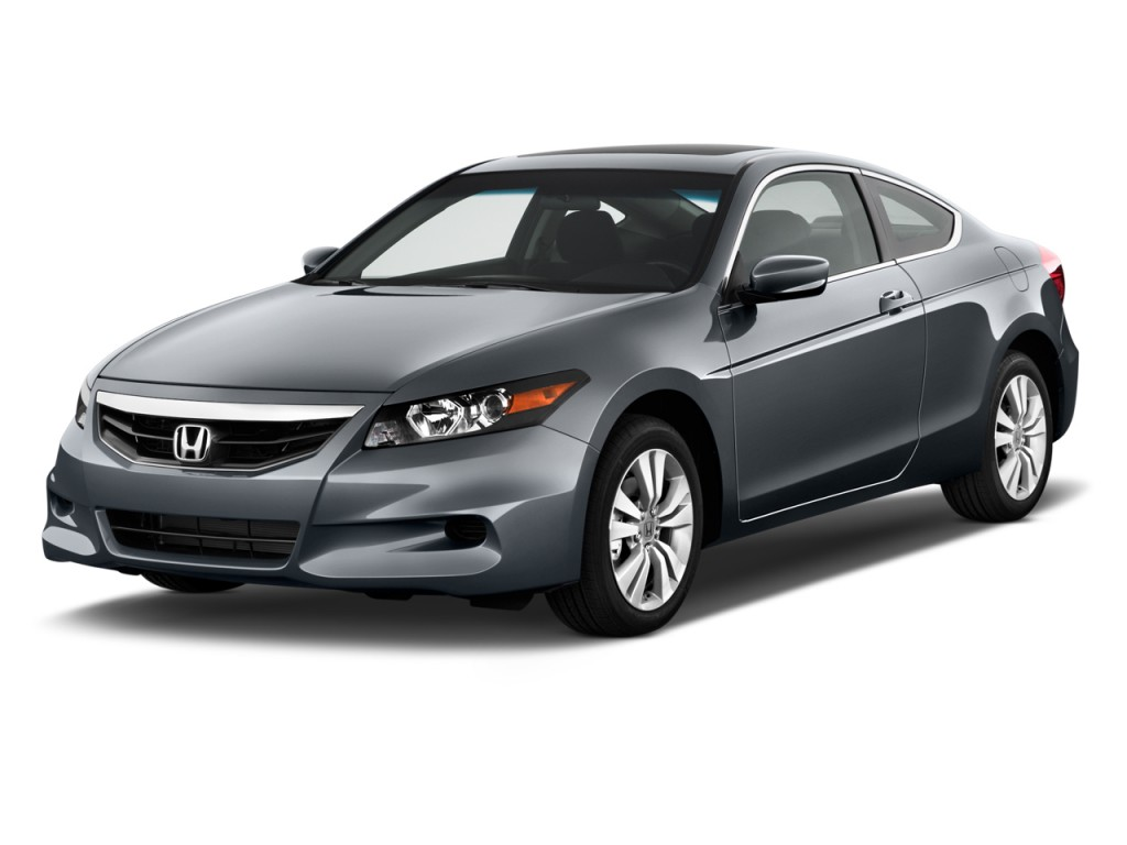Image 2011 Honda Accord Coupe 2 Door I4 Auto Ex Angular