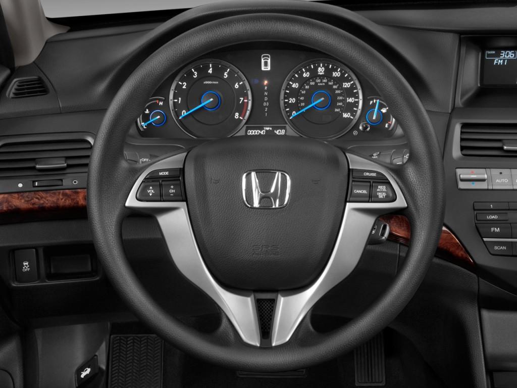 Image 2011 Honda Accord Crosstour 2wd 5dr Ex Steering