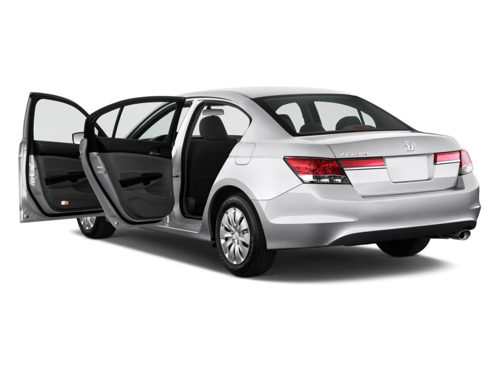 Image 2011 Honda Accord Sedan 4 Door I4 Auto Lx Open