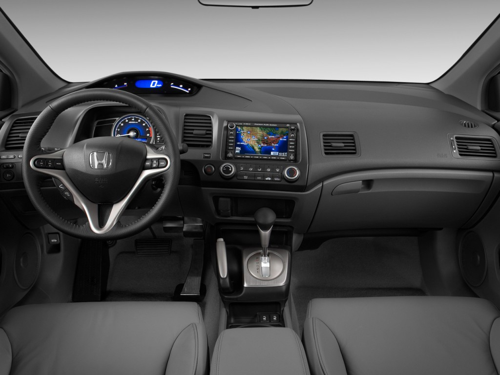 Image 2011 Honda Civic Coupe 2 Door Auto Ex L Dashboard Size 1024 X 768 Type Gif Posted On