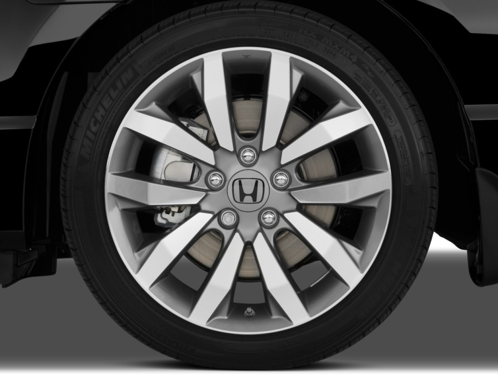 Image 2011 Honda Civic Coupe 2 Door Man Si Wheel Cap