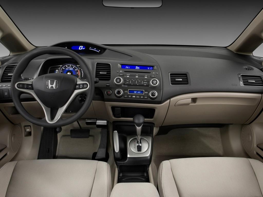 2011 Honda Civic Hybrid Dashboard