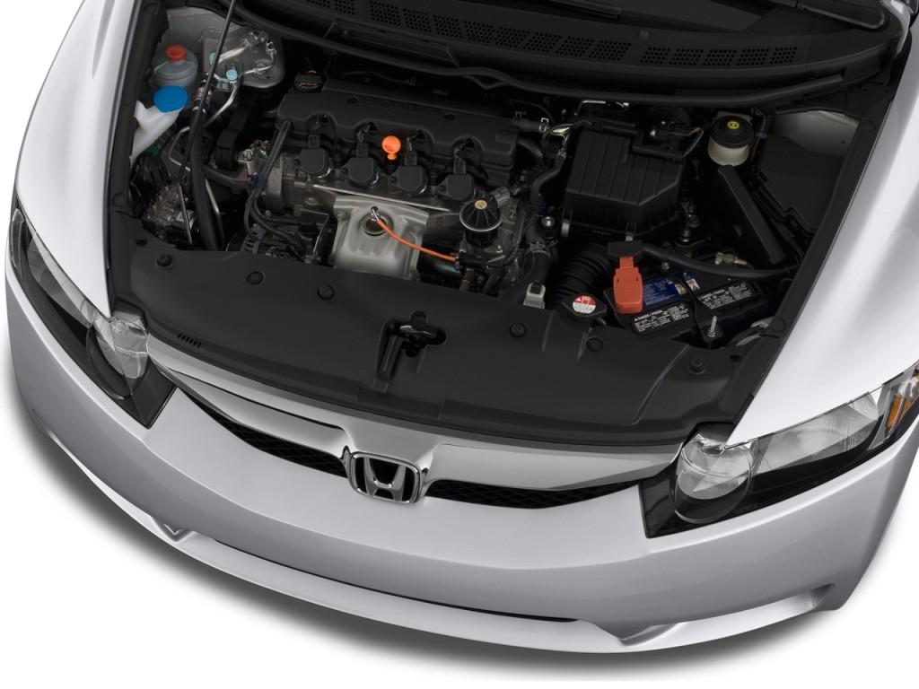 Image 2011 Honda Civic Sedan 4 Door Auto Lx S Engine