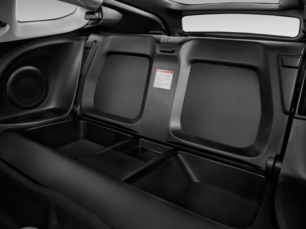 Image 2011 Honda Cr Z 3dr Cvt Ex W Navi Rear Seats Size