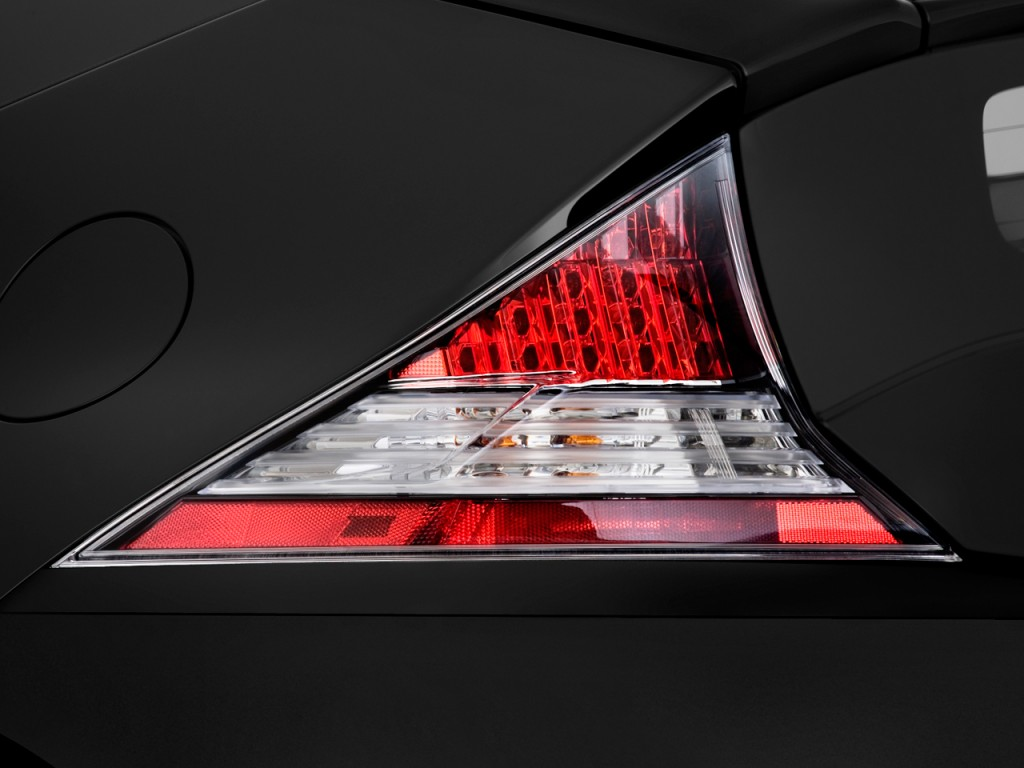Image 2011 Honda Cr Z 3dr Cvt Ex W Navi Tail Light Size