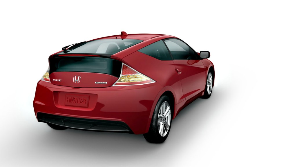 2011 honda cr z and 3d how to advertise an enigma. Black Bedroom Furniture Sets. Home Design Ideas