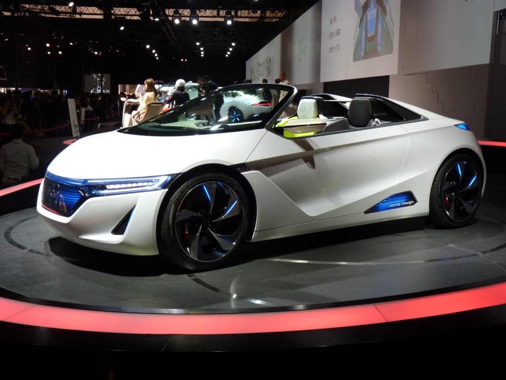 Honda Confirms New Open Top Sports Car