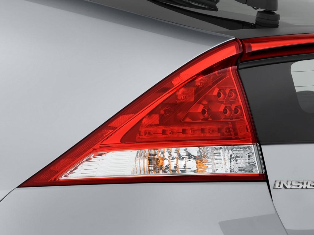 Image 2011 Honda Insight 5dr Cvt Ex Tail Light Size