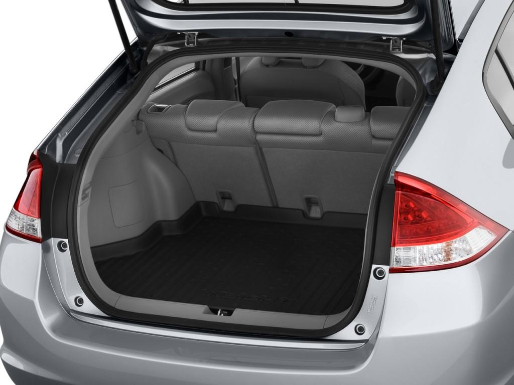 Image 2011 Honda Insight 5dr Cvt Ex Trunk Size 1024 X