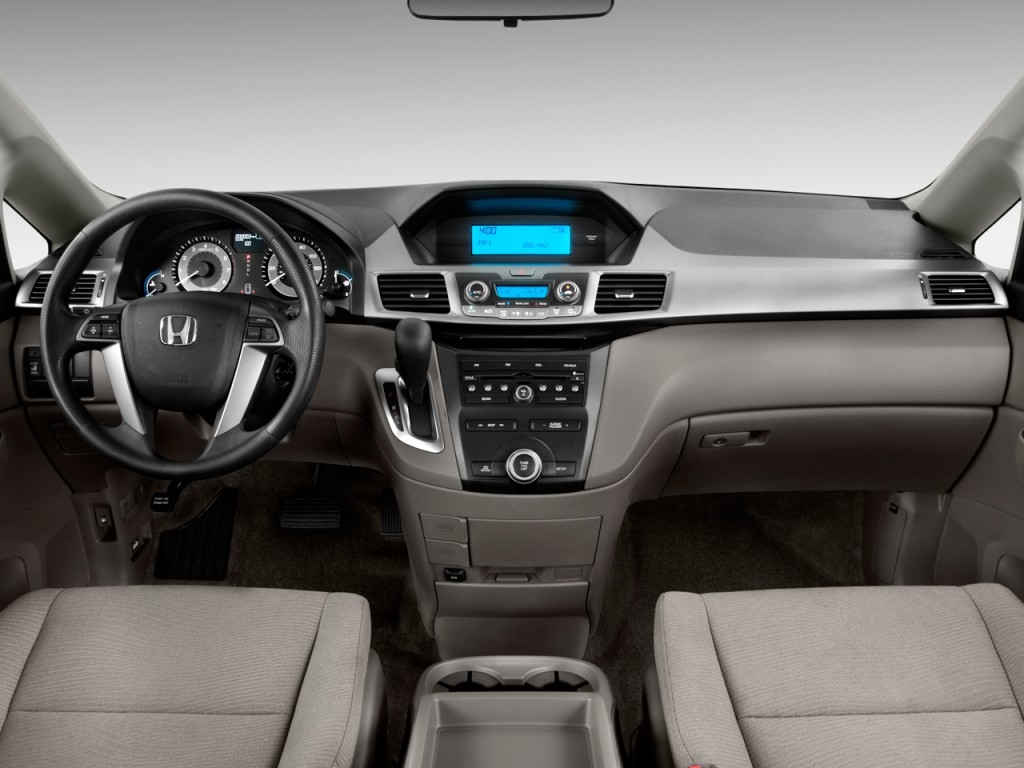 Image: 2011 Honda Odyssey 5dr EX Dashboard, size: 1024 x 768, type: gif, posted on: November 18 ...