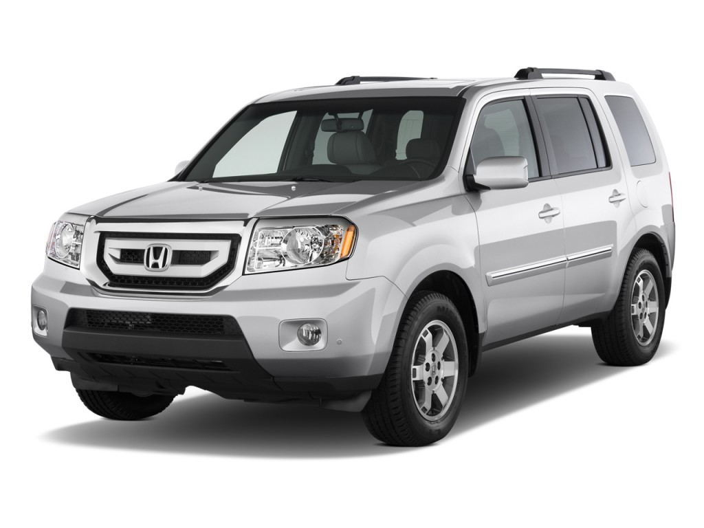2011 Honda Pilot Review, Ratings, Specs, Prices, And Photos   The Car  Connection