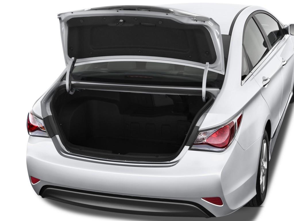 Image 2011 Hyundai Sonata 4 Door Sedan 2 4l Auto Hybrid