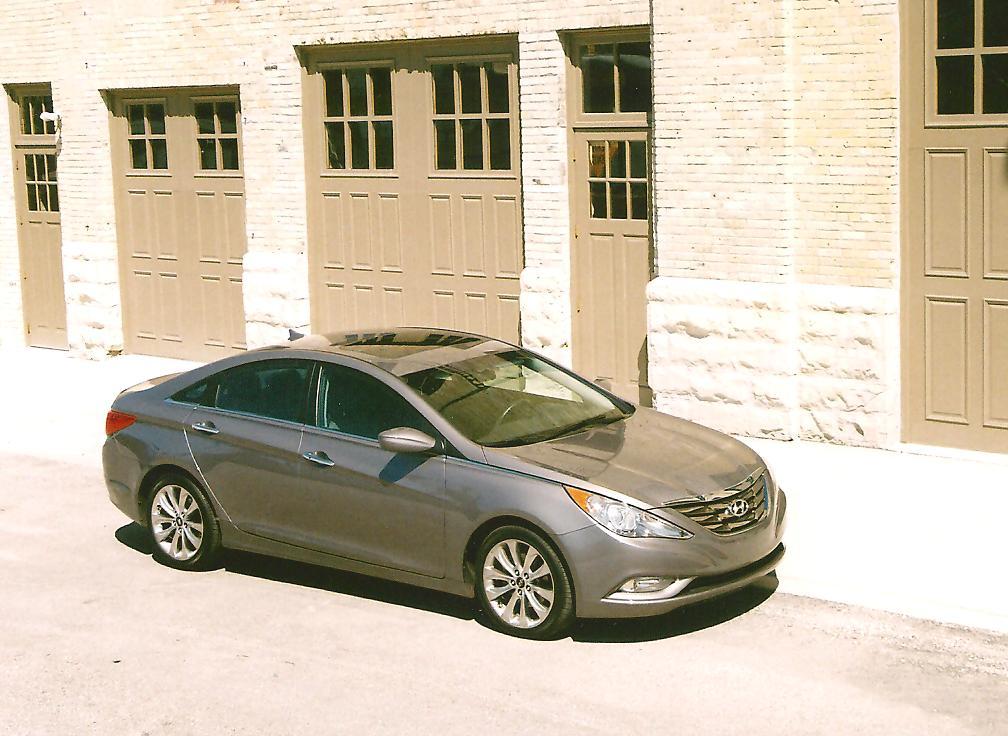 2011 Sonata SE