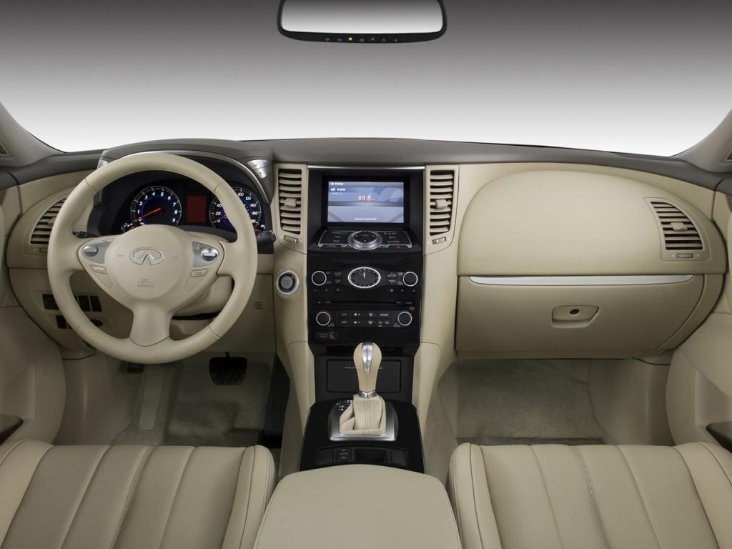 Image: 2011 Infiniti FX35 RWD 4-door Dashboard, size: 1024 ...