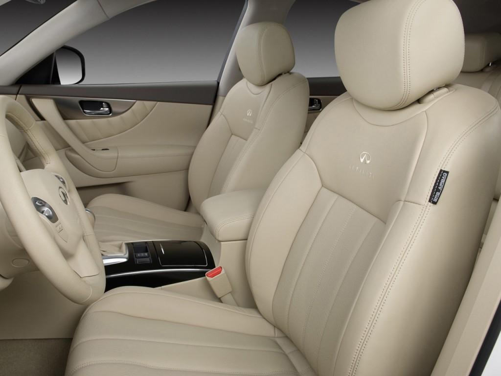infiniti fx35 seats rwd door 2009 fx seat