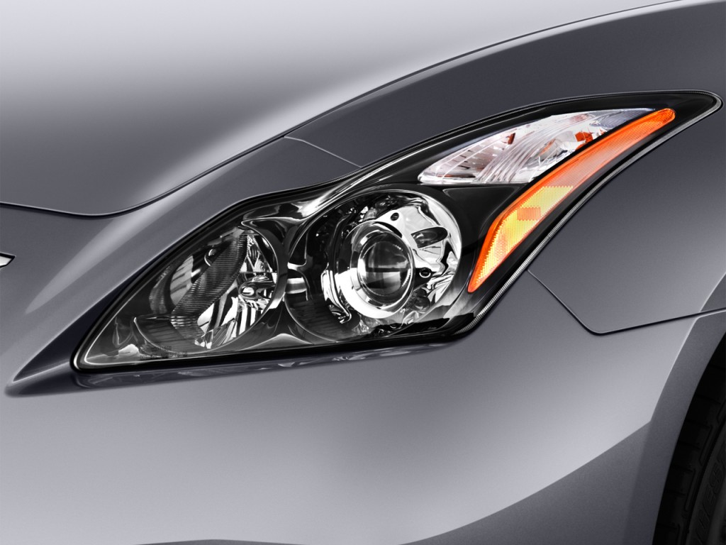 Image: 2011 Infiniti G37 Coupe 2-door IPL RWD Headlight ...