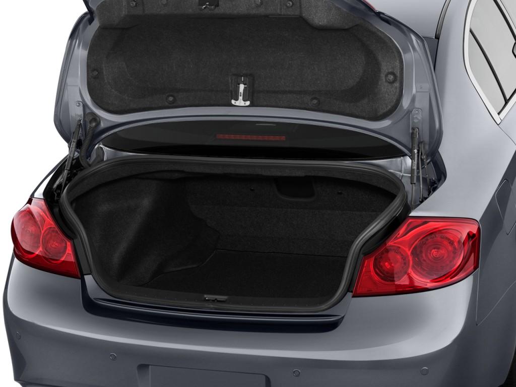 Image 2011 Infiniti G37 Sedan 4 Door Journey Rwd Trunk Size 1024 X 768 Type Gif Posted On