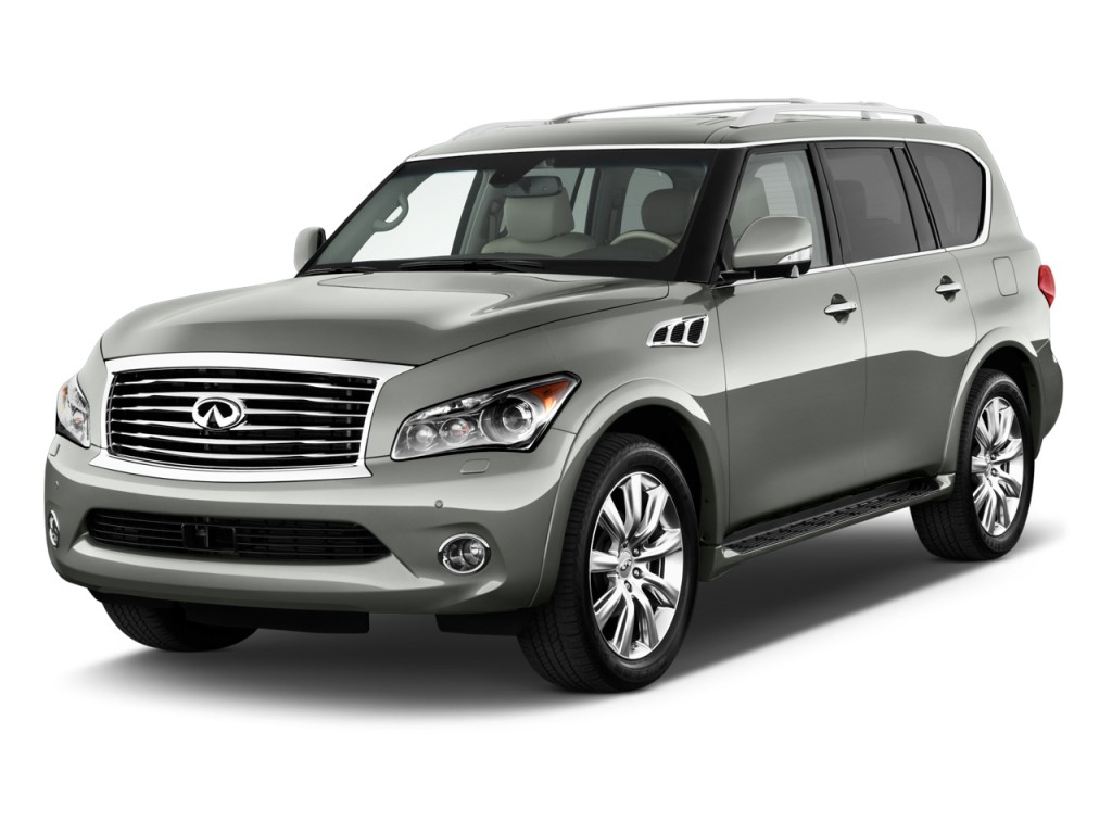 2011 INFINITI QX56 Review, Ratings, Specs, Prices, And Photos   The Car  Connection