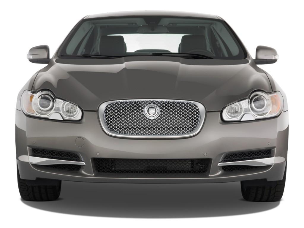 2011 Jaguar XF 4-door Sedan XF Supercharged Front Exterior View