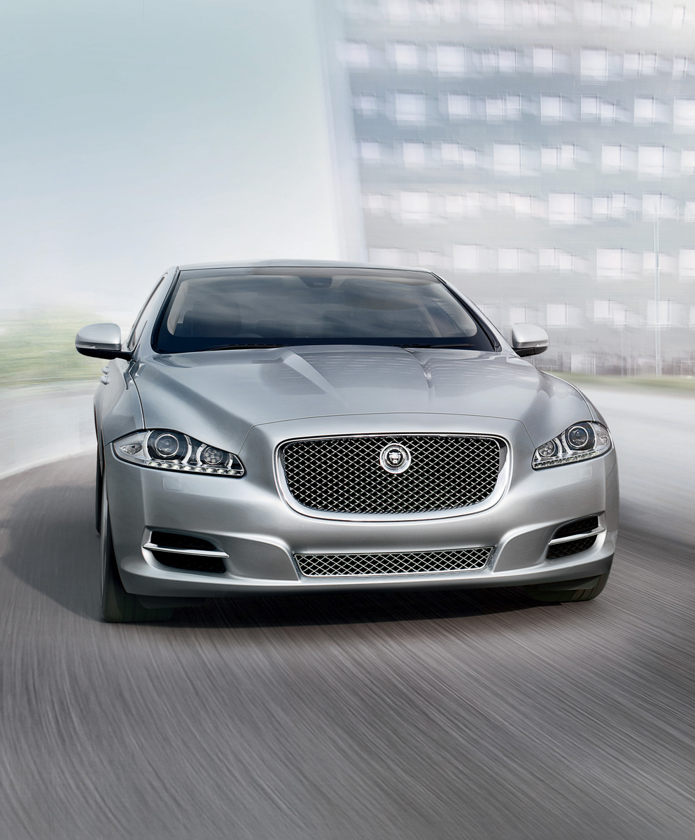 2010 Jaguar Coupe: Armored Jaguar XJ Sentinel: Executive Style In Any War Zone
