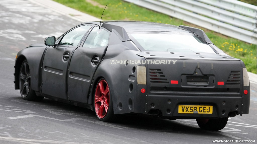 Image: 2011 jaguar xj spy shots april 006, size: 1024 x ...