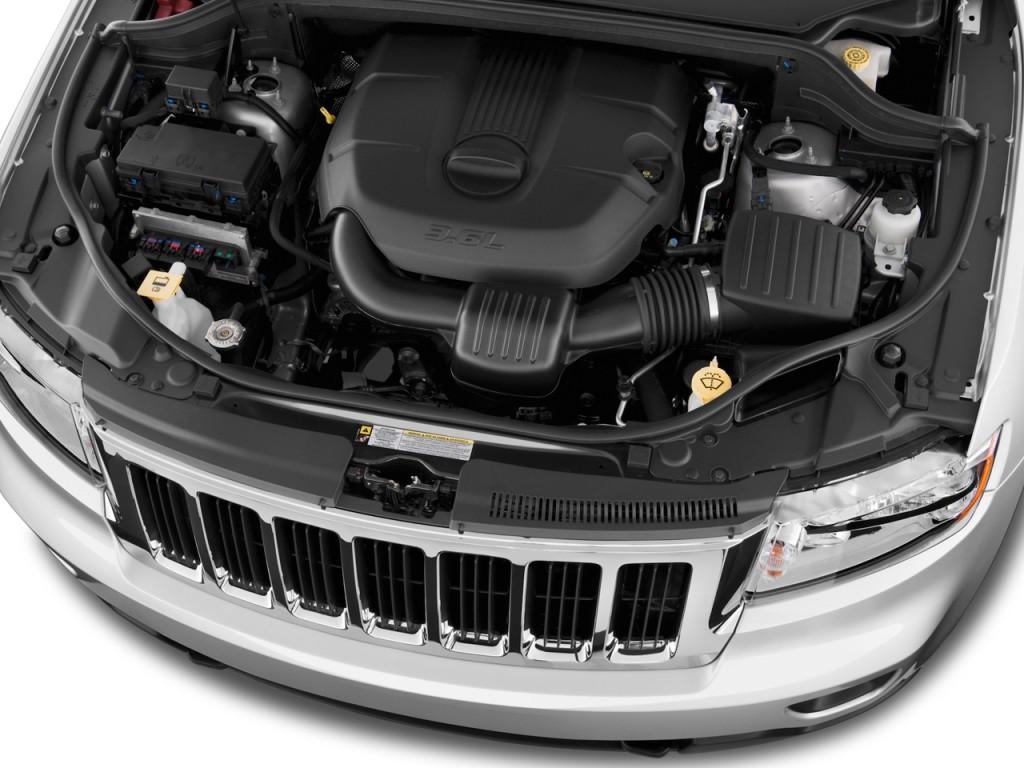 Image 2011 Jeep Grand Cherokee 4wd 4 Door Laredo Engine