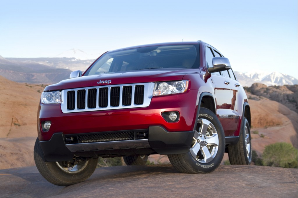 Build A 2011 Jeep Grand Cherokee Online