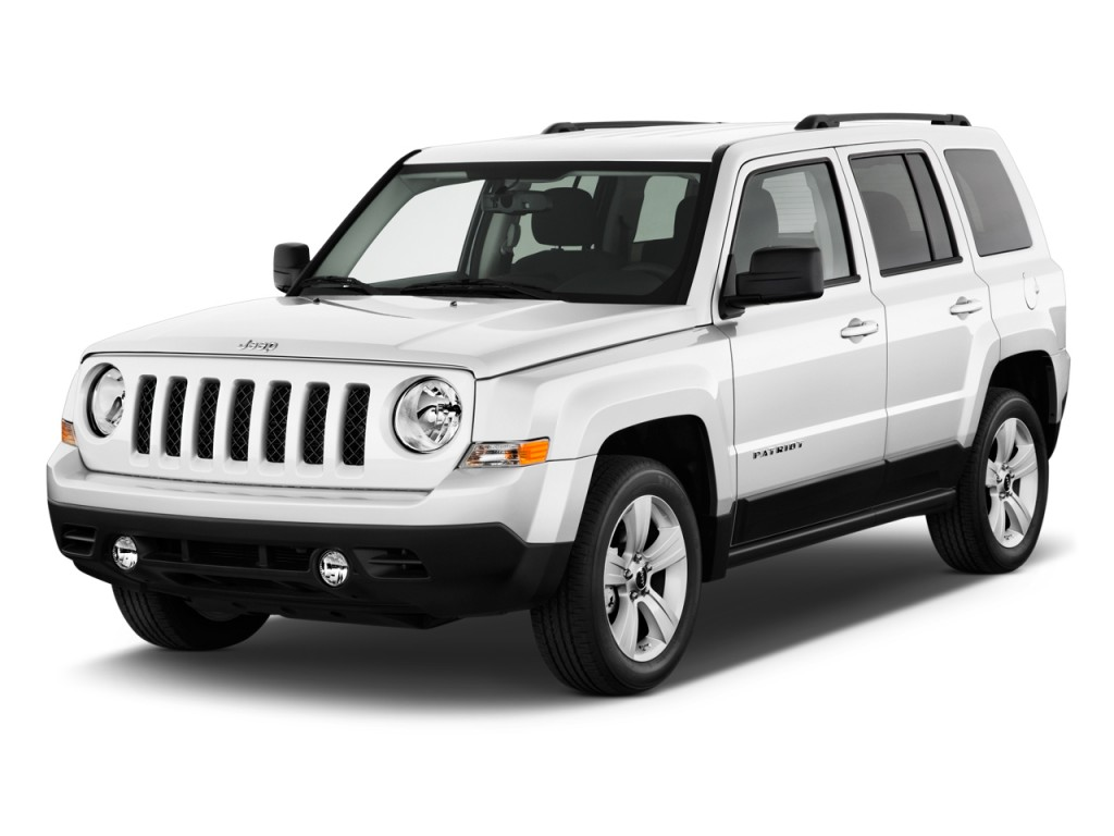 Jeep patriot review 2011