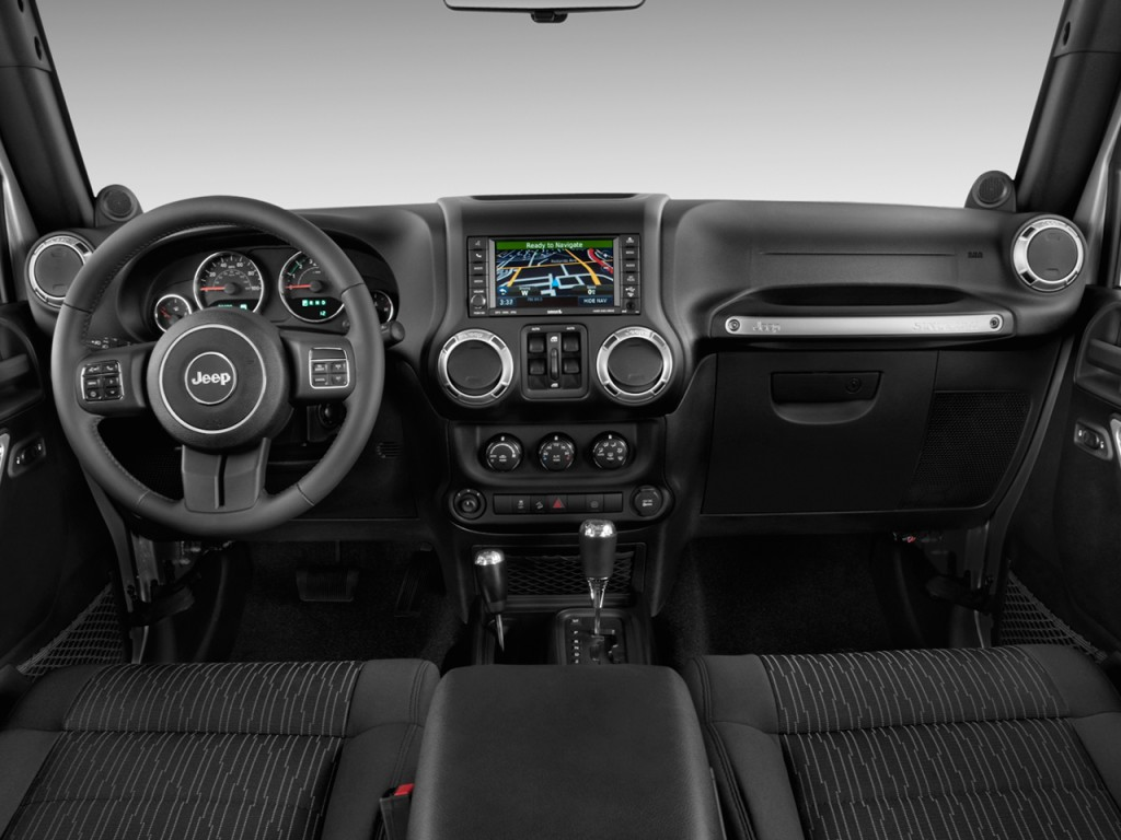 Image: 2011 Jeep Wrangler Unlimited 4WD 4-door Rubicon ...