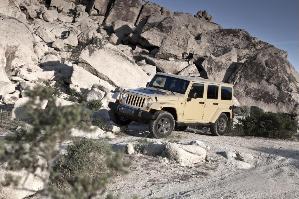 Image: 2011 Jeep Wrangler Mojave, size: 1024 x 682, type ...