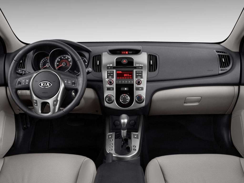 image 2011 kia forte 4 door sedan auto ex dashboard size 1024 x 768 type gif posted on. Black Bedroom Furniture Sets. Home Design Ideas