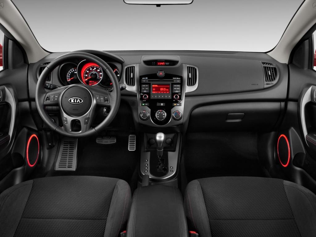Image 2011 Kia Forte Koup 2 Door Coupe Auto Sx Dashboard