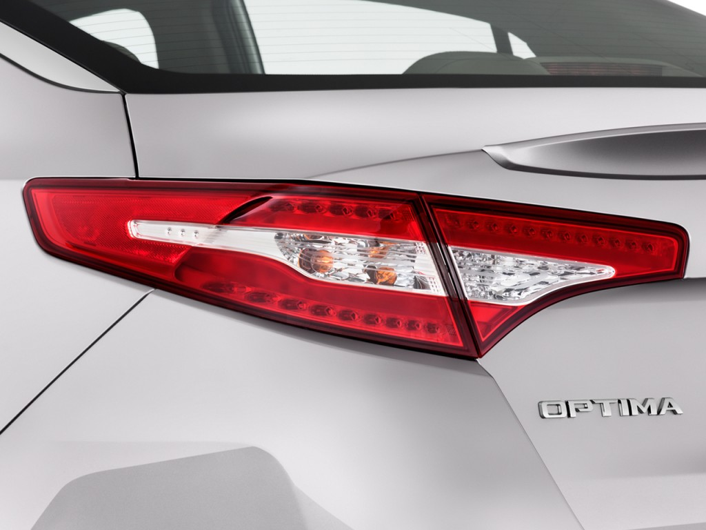 Image 2011 Kia Optima 4 Door Sedan 2 4l Auto Ex Hybrid Tail Light Size 1024 X 768 Type Gif